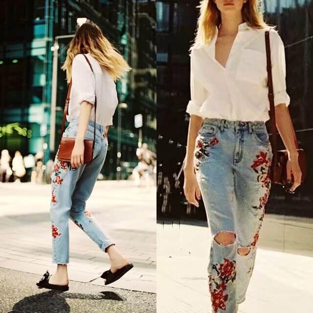 Hàng kiện quần jean mỹ