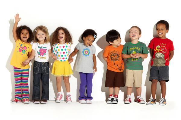 Quần áo trẻ em unisex (Nguồn hình: Untumble)