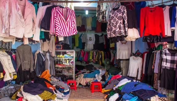 Chợ Kỳ Đồng- Chợ đồ cũ Đà Nẵng