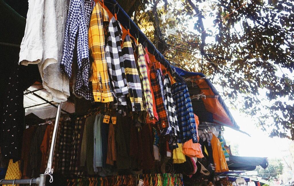 Chợ Xếp Thuận Lộc