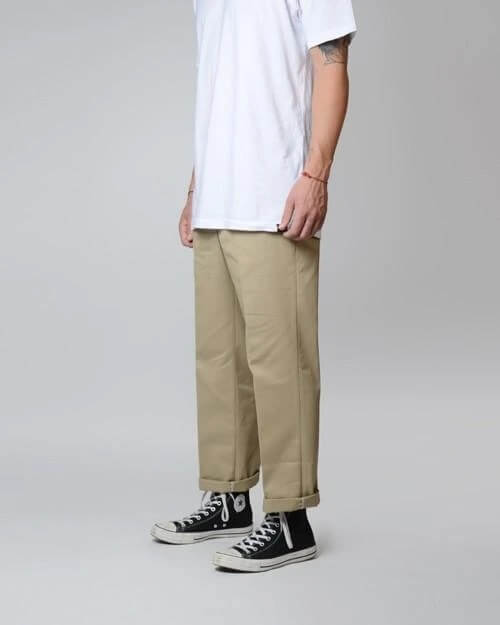 phoi voi Cropped Pants