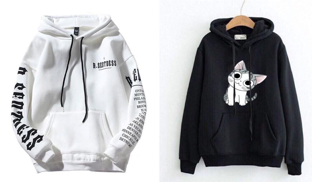 ao hoodie la gi