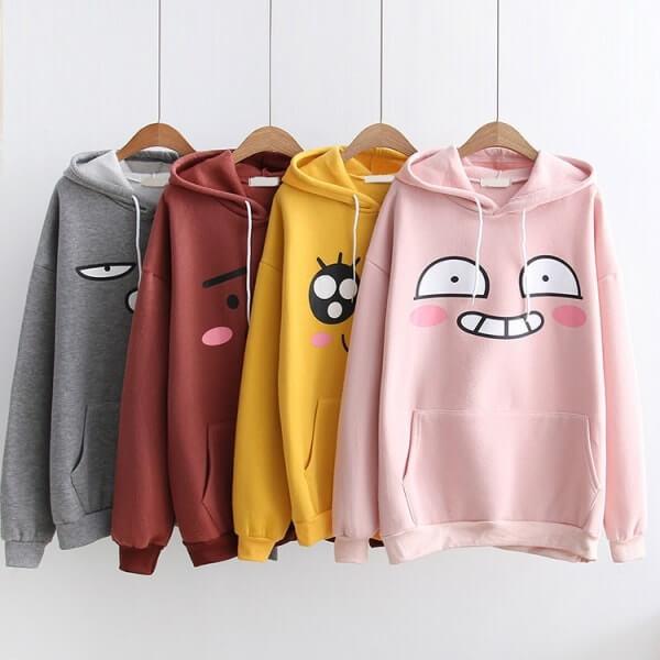 ao hoodie hien dai