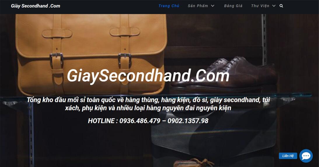 giaysecondhand.com la shop do 2hand vo cung noi tieng voi cac ban tre